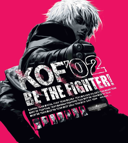 The King Of Fighters 2002 Pc Envio Digital