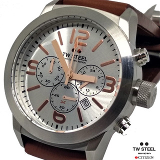Reloj Tw Steel Coblen Edition Twmc11 / Chronos Japan Quartz