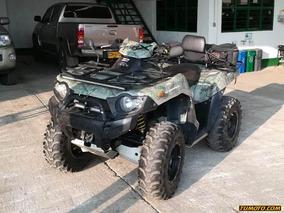 Kawasaki Brute Force 750