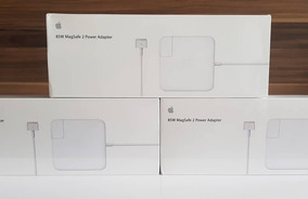 Carregador Fonte Magsafe 2 Apple Macbook 85w 4.6a Original