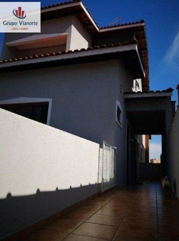 Casa A Venda No Bairro Cachoeirinha Em São Paulo - Sp.  - 4515-1