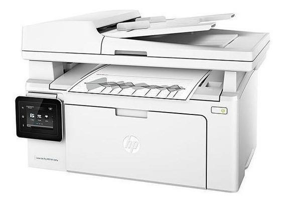 Impressora Hp Laserjet Pro M130fw Multifuncional Wifi 110vol