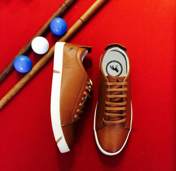 Sapatenis Masculino Acostamento Sapatos
