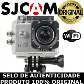 Sj4000 Wifi Original Com Microfone Externo By Pato Motos Jr