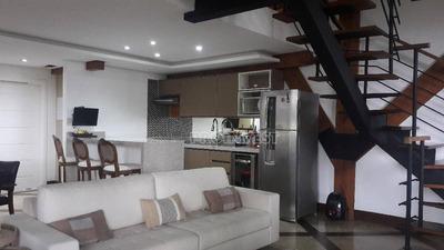 Loft Com 1 Dormitório À Venda, 85 M² Por R$ 800.000 - Granja Viana - Cotia/sp - Lf0070