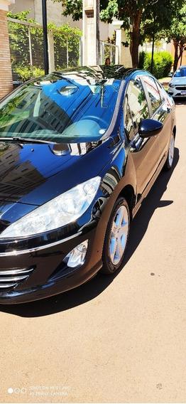 Peugeot 408 Feline Completo 2 Dona Periciado Sem Detalhes