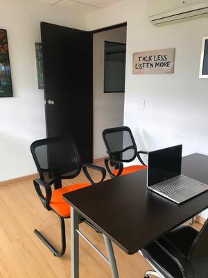 Oficina Amueblada Con Servicios Incluidos Echegaray