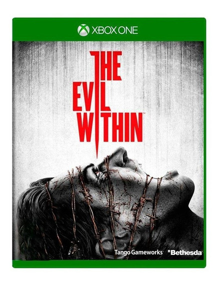 The Evil Within Xbox One Mídia Física Pronta Entrega