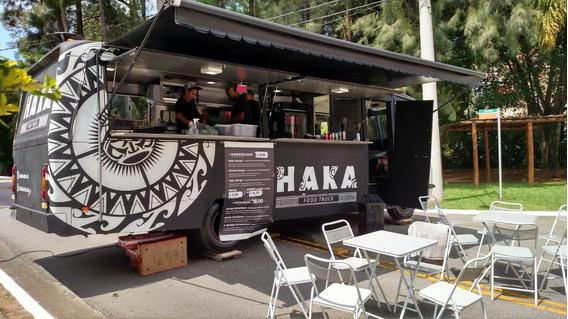Food Truck Completo Para Qualquer Operação
