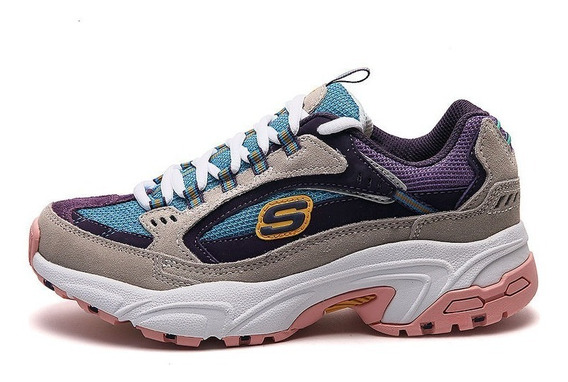 Skechers Tenis Lifestyle Multicolor Sugar Rocks (77v)