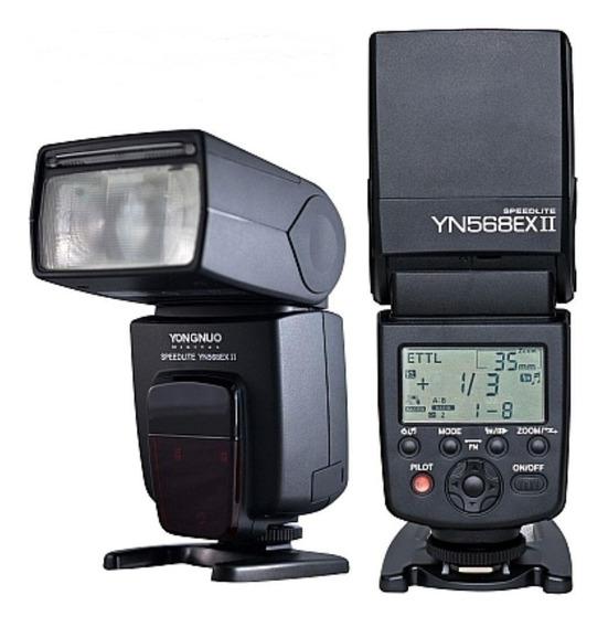 Flash Yongnuo Yn568exii P/canon