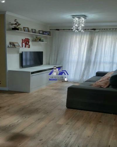 Imagem 1 de 20 de Apartamento A Venda Em Barueri Com 3 Dorms E 1 Vaga - Ap00919 - 69232235