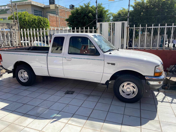 Ford Ranger 2.3 Xl Cabina Regular Lwb Abg Mt 1998