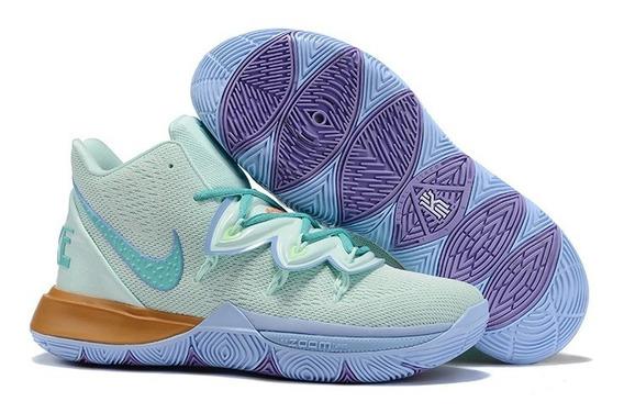 Zapatillas Nike Kyrie Irving De Edición Especial Calamardo