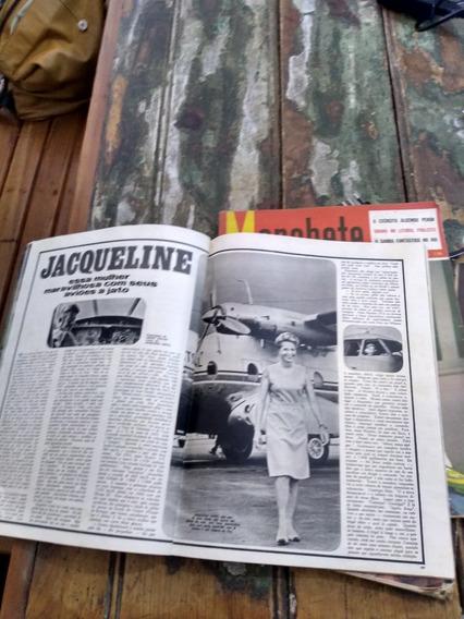 Revista Manchete Nº 945 - 1966 - Miss Suécia