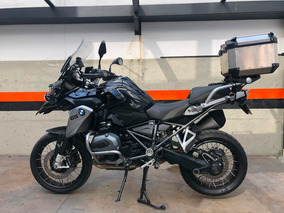 R 1200 Gs Triple Black