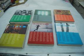 Coleção De Livros De Arte Themes And Movements Phaidon 6 Vol