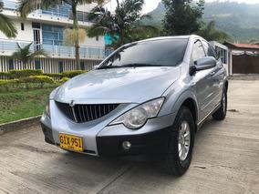 Ssangyong Actyon A230 Mt 2300cc 4x4 Gasolina