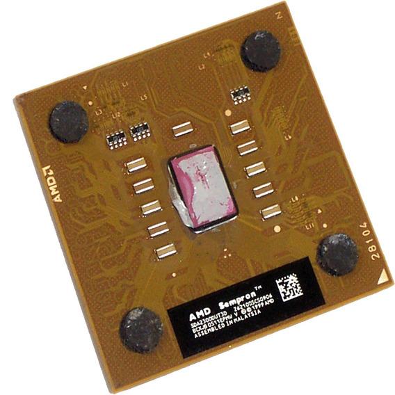 Processador 1583 Mhz Amd Sempron 2300+ Sda2300dut3d