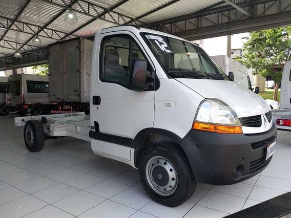 Renault Master 2012 Com Bau Novo