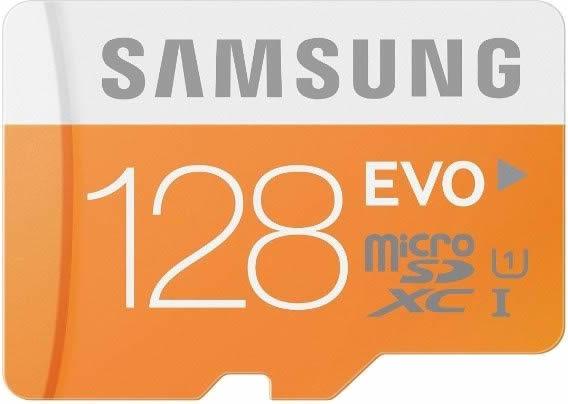 Samsung Micro Sdhc 128gb Classe 10 Evo 48mb/s Sd Original