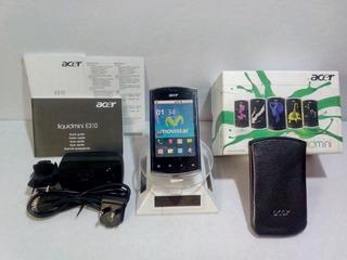 Acer E310 Negro/azul Movistar ---envió Gratis---