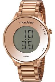 Relógio Mondaine Feminino Original Garantia Nfe 53786lpmvre2