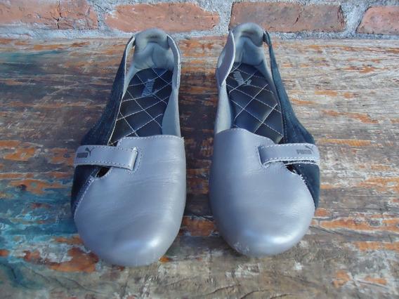Tênis Puma Espera Original Couro Legitimo Br 37 Usa 8.1/2