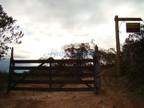 Imagem 1 de 21 de Fazenda À Venda Em Fazenda Paraiso - Fa238982