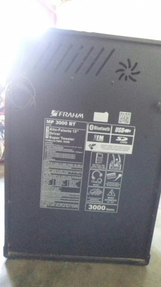 Caixa Amplificada Frahm