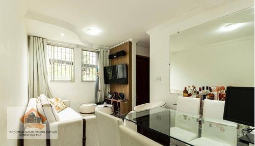 Imagem 1 de 18 de Apartamento Com 2 Dormitórios À Venda, 50 M² Por R$ 199.000,00 - Vila Sílvia - São Paulo/sp - Ap0303
