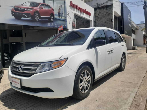 Honda Odyssey 2012 Placa 0