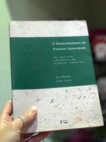 Livro: Desenvolvimento De Produtos Sustentáveis