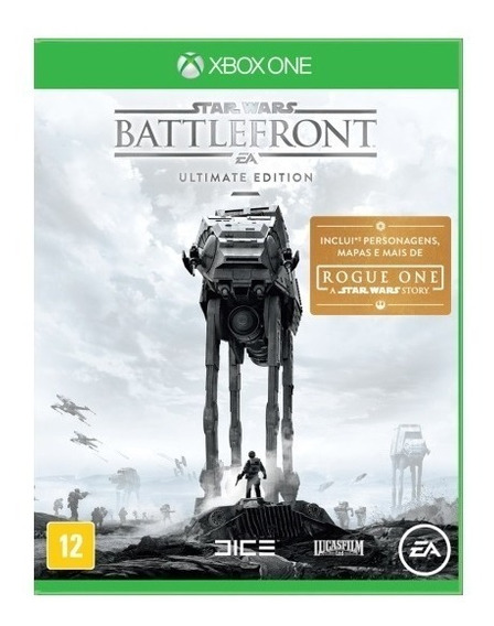 Star Wars Battlefront Ultimate Edition - Xbox One - Novo