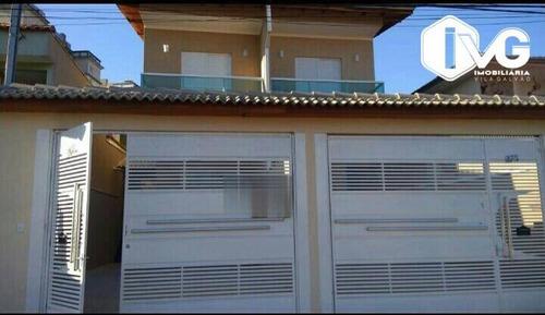 Imagem 1 de 25 de Sobrado À Venda, 125 M² Por R$ 700.000,00 - Torres Tibagy - Guarulhos/sp - So0311