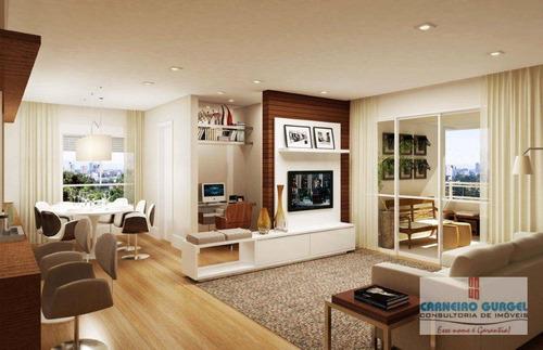 Apartamento Com 2 Dormitórios À Venda, 67 M² Por R$ 830.000,00 - Vila Mariana - São Paulo/sp - Ap1025