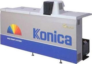 Minilab, Impresora, Maquina,laboratorio, Konica 808