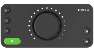 Interface De Audio Audient Evo 4