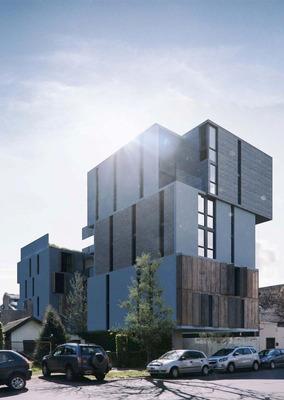 Edificio De Diseño Increíble - 1 Y 2 Dormitorios