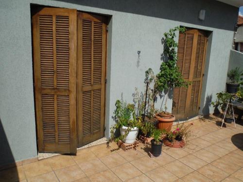 Imagem 1 de 15 de Sobrado Com 03 Dormitórios E 125 M² | Carandiru , São Paulo | Sp - Sb114675v
