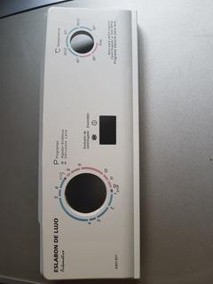 Panel Tablero Serigrafia Eslabon De Lujo Awh 651 Nuevo Orig