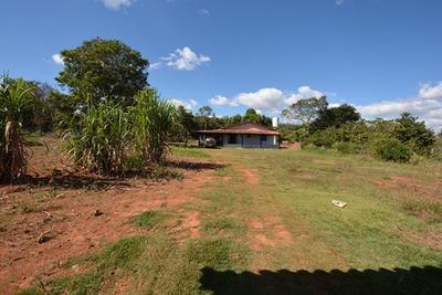 Chácara Em Zona Rural, Senador Canedo/go De 160m² 4 Quartos À Venda Por R$ 400.000,00 - Ch107895