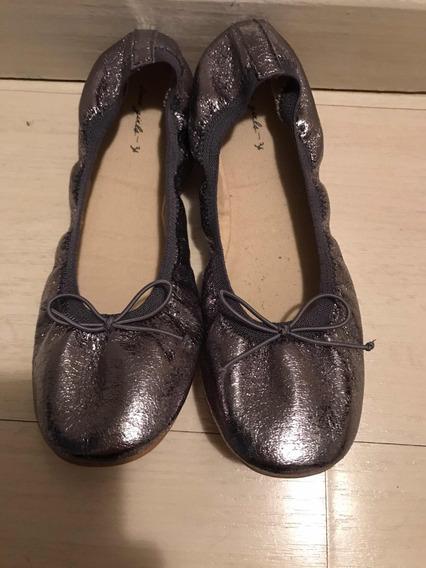 Zapatos Nuevos Valerinas Zara Niñas 36