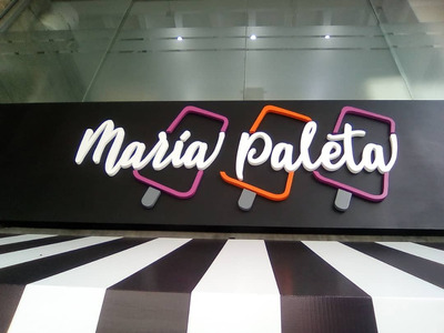 Letras Corporeas En Madera 3d