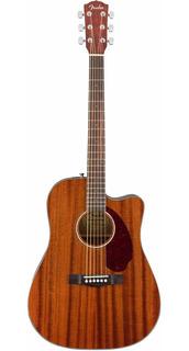 Guitarra Fender Cd-140sce Mahogany, C/estuche, Meses Y Envío