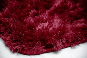 Carpete Peludo Vermelho,rosa,roxo,creme