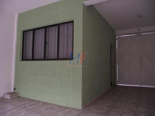 Imagem 1 de 24 de Ref  2414 Lindissimo  Sobrado Com Armarios Planejados, 3 Dormitorios Sendo 1 Suite Com Hidro E 5 Vagas! - 2414