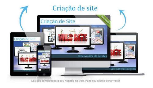 Criação De Sites Para Empresas Ou Loja On-line