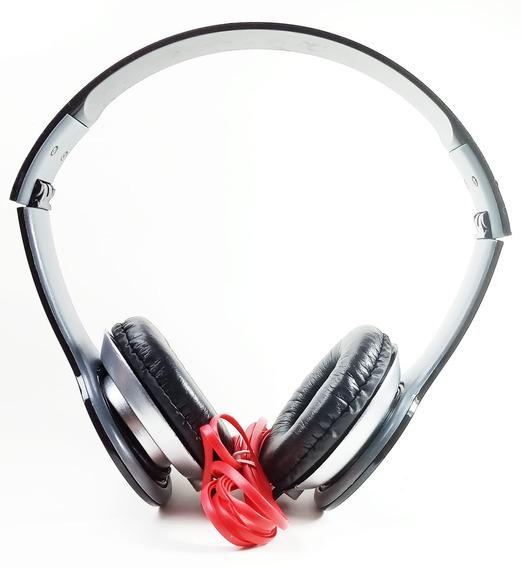 Fone De Ouvido Headphone Altomex Dobrável Preto