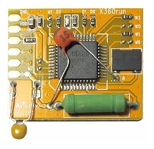 Chip 360 Run Amarillo, X360run, 360run V1.0